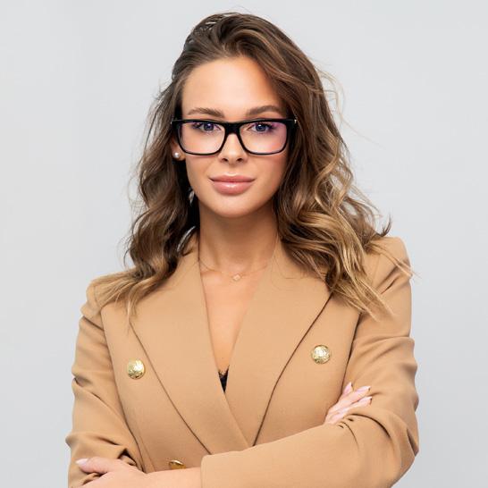Daria Berestovitckaia - Sr. Advisor - Real Estate Investments