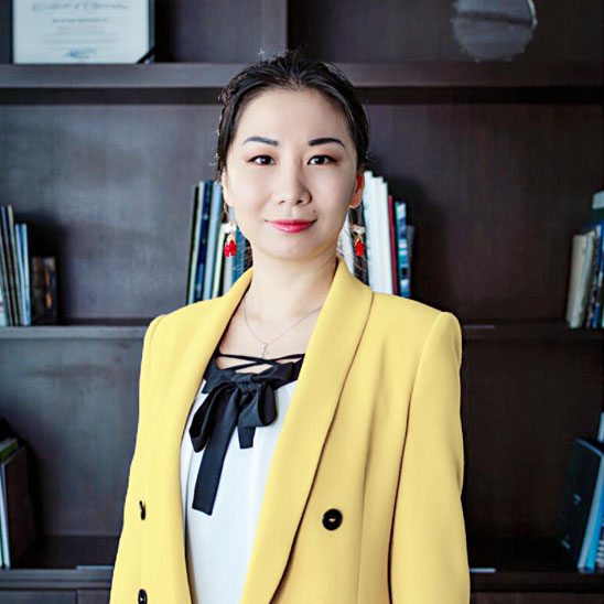 Liza Mu - Director - Real Estate Investments