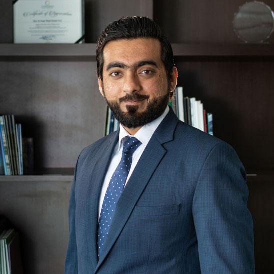Mubeen Imtiaz - Sr. Advisor - Real Estate Investments